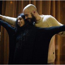 Layla M.: Nora El Koussour e Ilias Addab in un'immagine del film