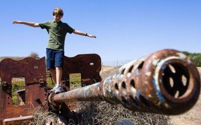 Land of the Little People: i campi insanguinati di Israele