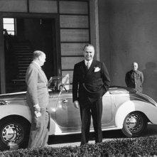 L'arma più forte - L'uomo che inventò Cinecittà: Luigi Freddi in un'immagine tratta dal documentario