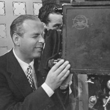 L'arma più forte - L'uomo che inventò Cinecittà: Luigi Freddi in un'immagine d'epoca del documentario