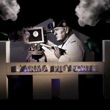 L'arma più forte - L'uomo che inventò Cinecittà: un'immagine promozionale del documentario