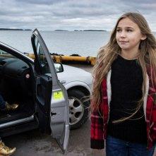 Little Wing: Paula Vesala e Linnea Skog in una scena del film