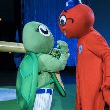 Mascots: una divertente immagine del film