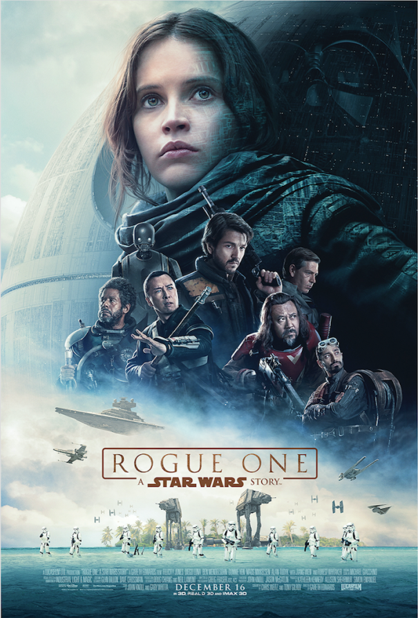 Rogue One: A Star Wars Story - Un nuovo poster del film
