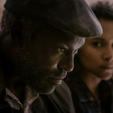 The Empty Box: Claudia Sainte-Luce e Jimmy Jean-Louis in un'immagine del film
