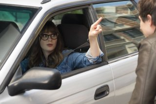 Brooklyn Nine-Nine: Zooey Deschanel e Andy Samberg in The Night Shift