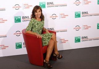 Roma 2016: Gaby Dellal in posa al photocall di 3 Generation
