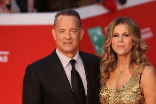 Roma 2016: Tom Hanks accompagnato da sua moglie Rita Wilson sul red carpet