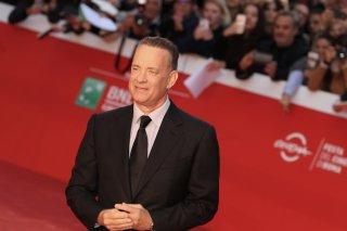 Roma 2016: Tom Hanks sul red carpet