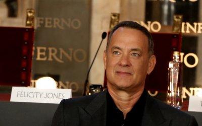 """Inferno: per Tom Hanks è """"la sala d'aspetto di un aeroporto e un aereo che non arriva"""""""