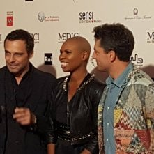 Medici: Skin tra Alessandro Preziosi e Guido Caprino