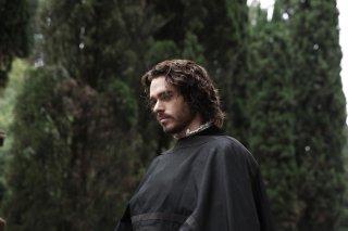 Medici, Masters of Florence: una foto del protagonista Richard Madden