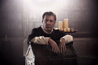 Medici, Masters of Florence: una foto di Dustin Hoffman