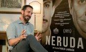 """Pablo Larrain, parla il regista di Neruda: """"Il cinema è tempo, nient'altro"""""""