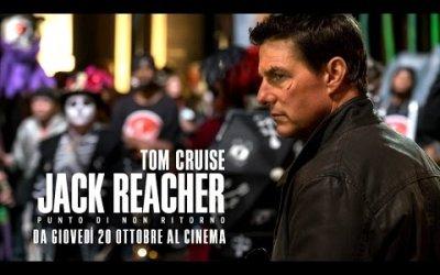 Jack Reacher - Punto di non ritorno - Trailer italiano 2