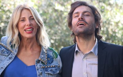Cicogne in missione: Alessia Marcuzzi e Federico Russo raccontano i loro personaggi