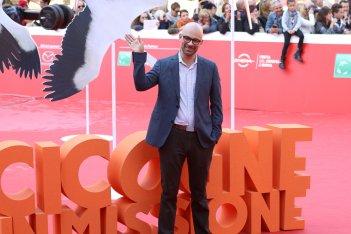 Roma 2016: il regista Doug Sweetland sul red carpet di Cicogne in missione