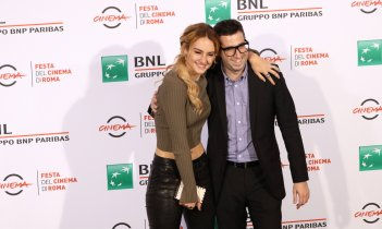 Roma 2016: il regista Adam Leon e Grace Van Patten al photocall di Tramps