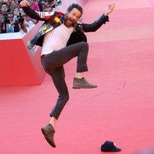 Roma 2016: Jovanotti salta sul red carpet