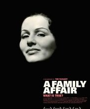 Locandina di A Family Affair