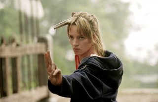 Uma Thurman in Kill Bill