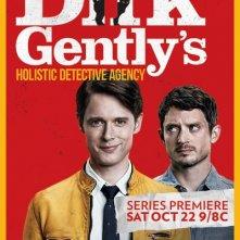 Dirk Gently's Holistic Detective Agency: la locandina della serie