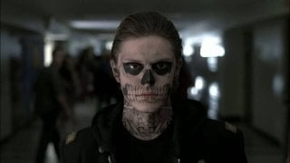 Evan Peters in American Horror Story, Murder House (stag. 1)