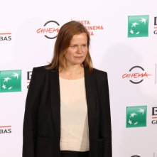 Roma 2016: la regista Selma Vilhunen al photocall di Little Wing