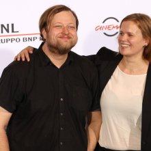 Roma 2016: Lauri Maijala e Selma Vilhunen al photocall di Little Wing