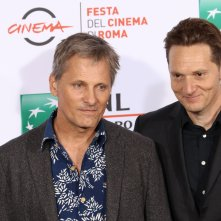 Roma 2016: Viggo Mortensen e Matt Ross al photocall di Captain Fantastic