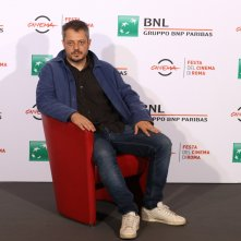 Roma 2016: Benedict Andrews posa al photocall di Una
