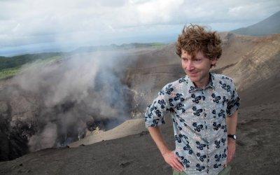 """Into the Inferno, Clive Oppenheimer: """"Ci interessava il lato antropologico dei vulcani"""""""