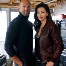 Meg: Jason Statham e Li Bingbing nella prima foto