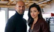 Meg: Jason Statham, Li Bingbing (e nessuno squalo) nella prima foto
