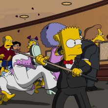I Simpson: Bart in azione in Treehouse of Horror XXVII