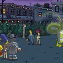 I Simpson: un'immagine di Treehouse of Horror XXVII