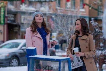 Una mamma per amica: di nuovo insieme - Le protagoniste Lauren Graham e Alexis Bledel