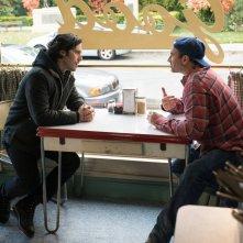 Una mamma per amica: di nuovo insieme - Milo Ventimiglia e Scott Patterson in una foto della serie