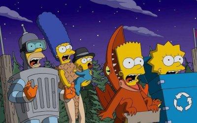 I Simpson: Macabri festeggiamenti per l'episodio 600 nel nuovo speciale di Halloween