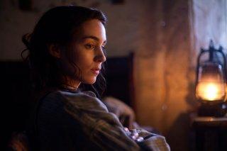 Il segreto: un'immagine del film che ritrae Rooney Mara