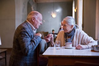 Il segreto: Vanessa Redgrave in una scena del film