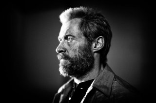 Logan: Hugh Jackman in una foto del film