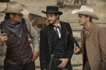 Westworld: Ben Barnes e Jimmi Simpson in Dissonance Theory