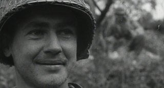 Naples '44: una fotografia d'epoca in un'immagine del documentario