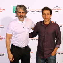 Roma 2016: Rodrigo Grande, Pablo Echarri al photocall di At the End of the Tunnel