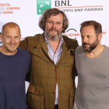 Roma 2016: Gordon Mugg, Heino Ferch, Samuel Finzi al photocall di Fritz Lang