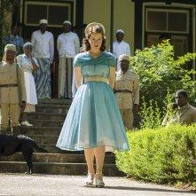 The Crown: la protagonista Claire Foy nel secondo episodio
