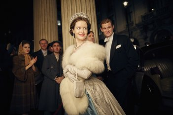 The Crown: i protagonisti Matt Smith e Claire Foy
