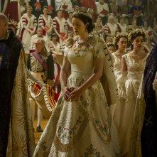 The Crown: una spettacolare immagine di Claire Foy