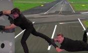 Da Mission: Impossible a Eyes Wide Shut, Tom Cruise ricrea le scene dei suoi film in TV